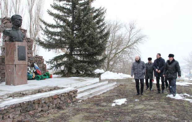 Андрей Марков посетил Подгоренский район