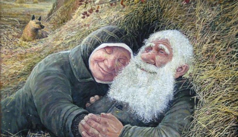 Рисунок Леонида Баранова